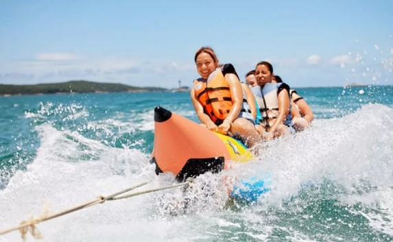 Nusa Dua Water Sport Adventure | Cheap Bali Water Sports Packages